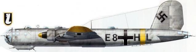 Heinkel he 177 e8 hl