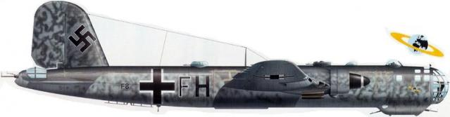 Heinkel he 177 f8 fh