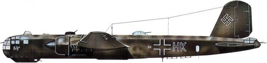 Heinkel he 177 i kg 100 early 1944