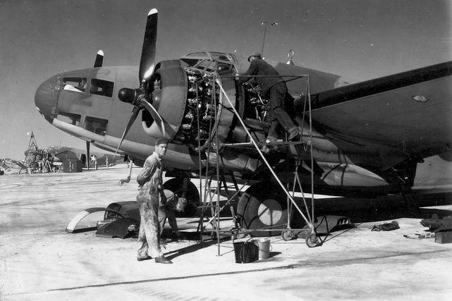 Lockheed b 34 b