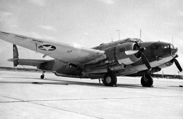 Lockheed b 34 c