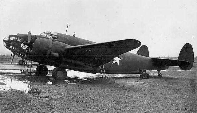 Lockheed b 34 lexington 1