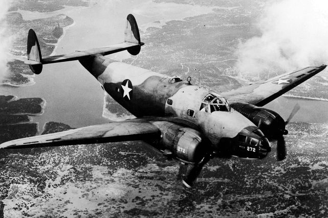 Lockheed b 34 lexington