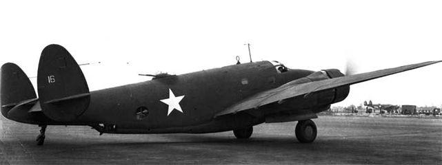 Lockheed b 37