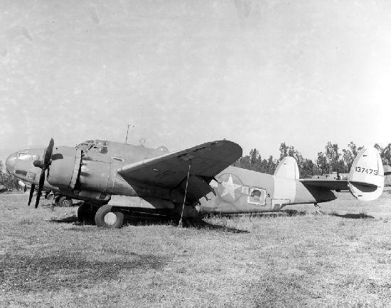 Lockheed b 38