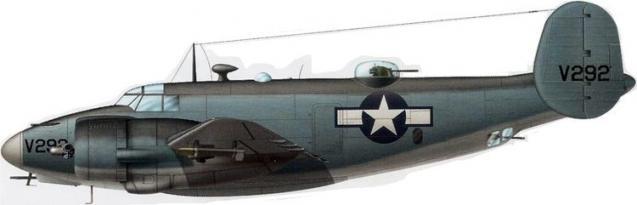 Lockheed harpoon pv 2 vpb 144