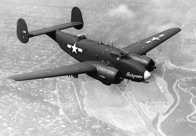 Lockheed harpoon pv 3