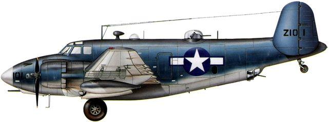 Lockheed harpoon vpb 142