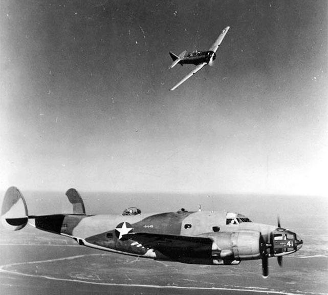 Lockheed lexington
