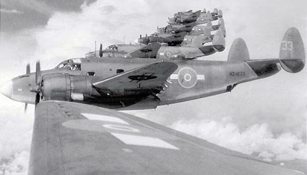 Lockheed pv 1 14 service unit
