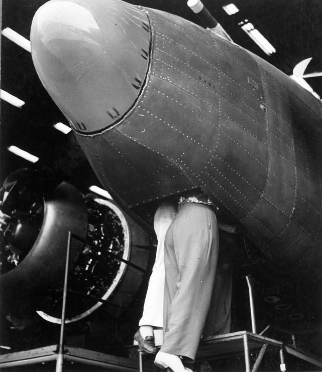 Lockheed pv 1 burbank