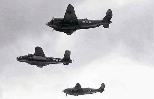 Lockheed pv 1 no 1 sqn
