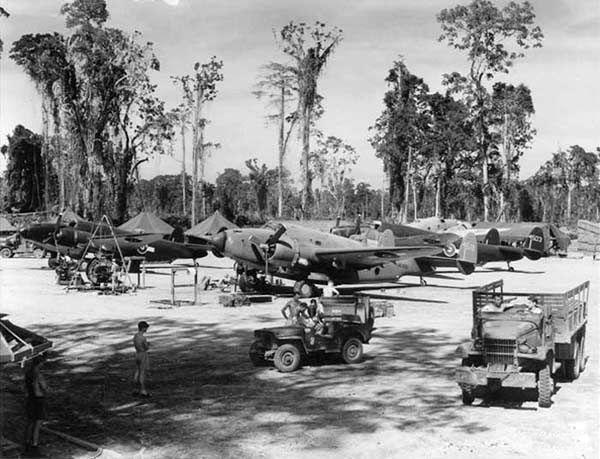 Lockheed pv 1 no 10 sqn