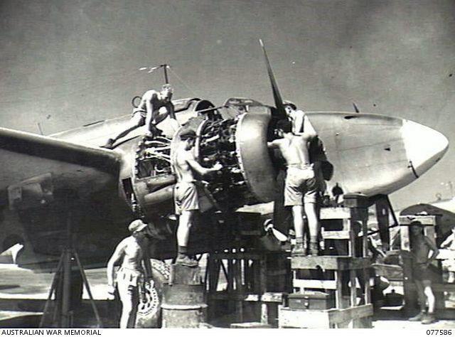 Lockheed pv 1 no 30 servicing unit