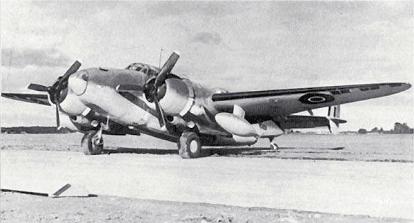 Lockheed pv 1 nz4508