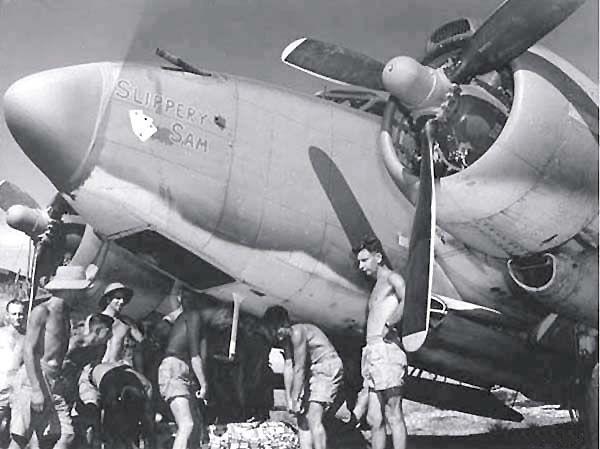 Lockheed pv 1 nz4512