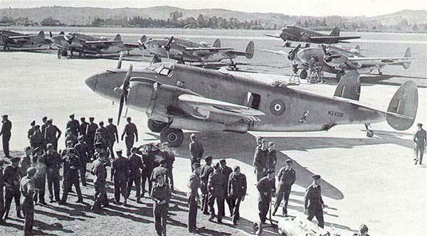 Lockheed pv 1 nz4516