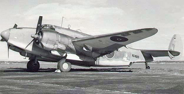 Lockheed pv 1 nz4525