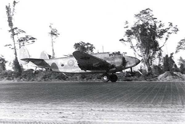 Lockheed pv 1 nz4541