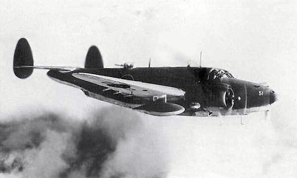 Lockheed pv 1 nz4551