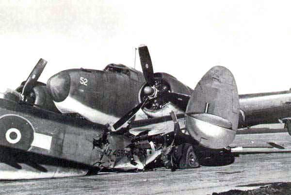 Lockheed pv 1 nz4552