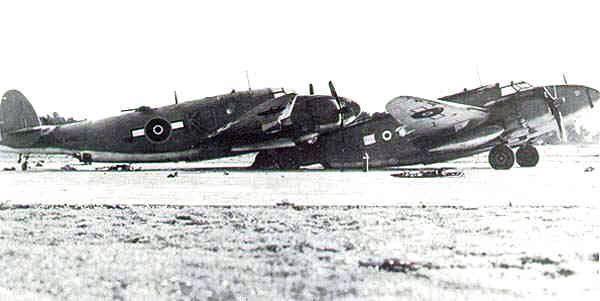 Lockheed pv 1 nz4581