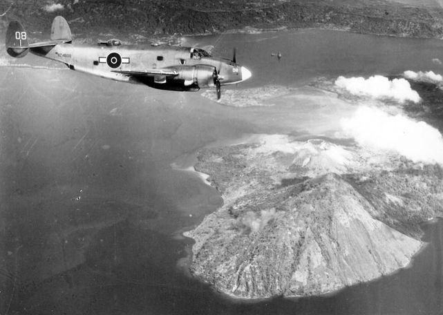 Lockheed pv 1 nz4608