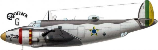 Lockheed pv 1 ventura 1 grupo de bombardeio medio