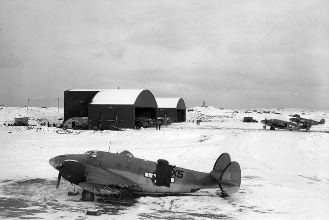 Lockheed pv 1 ventura amchitka 1943