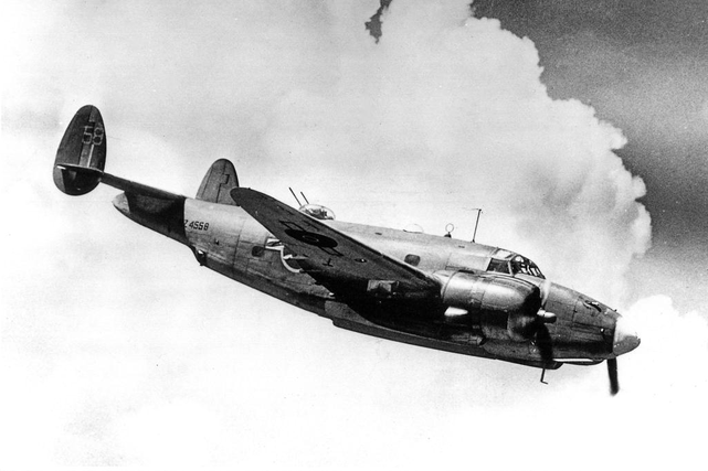Lockheed pv 1 ventura nz4558