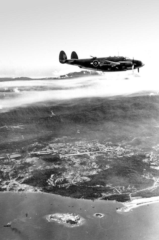 Lockheed pv 1 ventura rnzaf