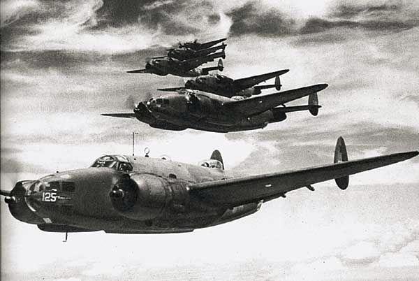 Lockheed pv 1 ventura us navy