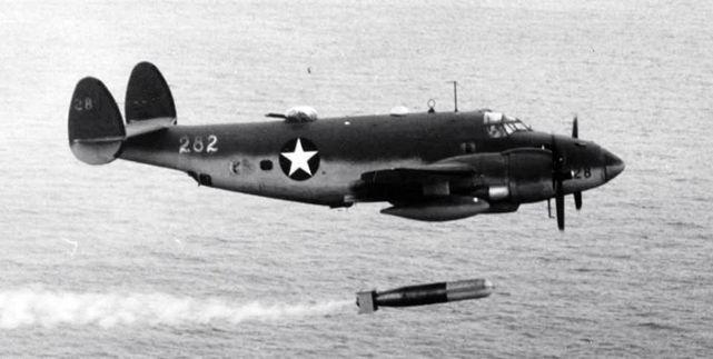 Lockheed pv 1 ventura us