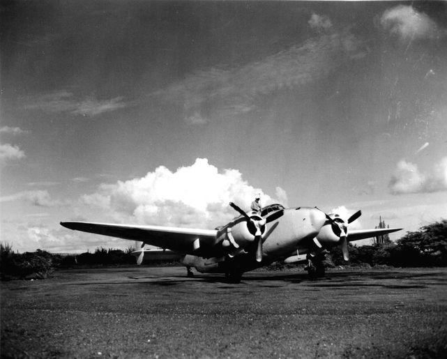 Lockheed pv 1 ventura vb 141