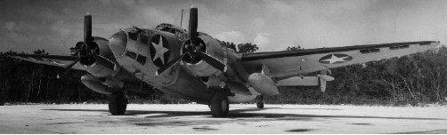 Lockheed pv 1 ventura vpb 125