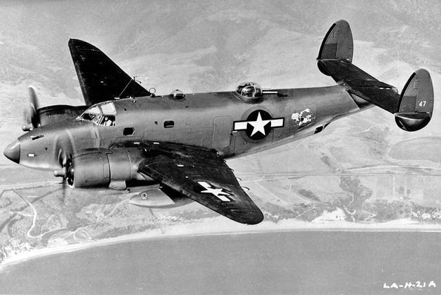 Lockheed pv 1