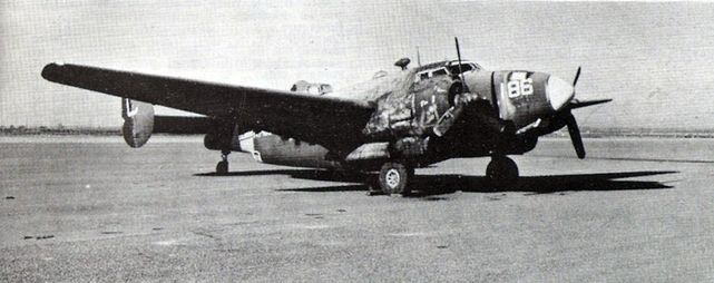 Lockheed pv 2 186