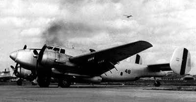 Lockheed pv 2 brazilian