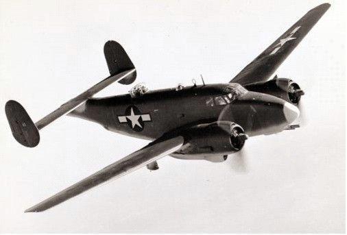 Lockheed pv 2 harpoon 1945
