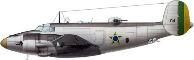 Lockheed pv 2 harpoon 2 grupo de bombardeio medio