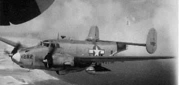 Lockheed pv 2 harpoon v292 eniwetok