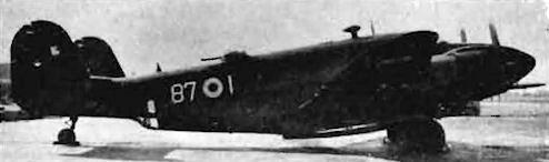 Lockheed pv 2 italian