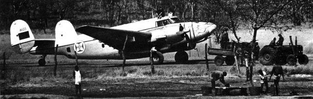 Lockheed pv 2 portugal