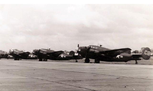 Lockheed pv 2 vp 136