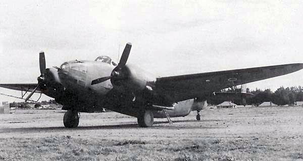 Lockheed rb34 nz4583