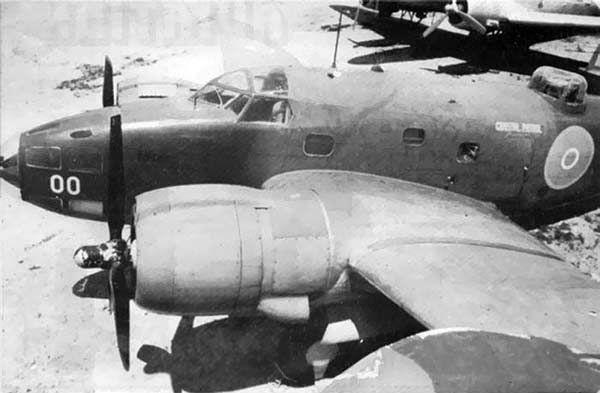 Lockheed rb34 nz4600