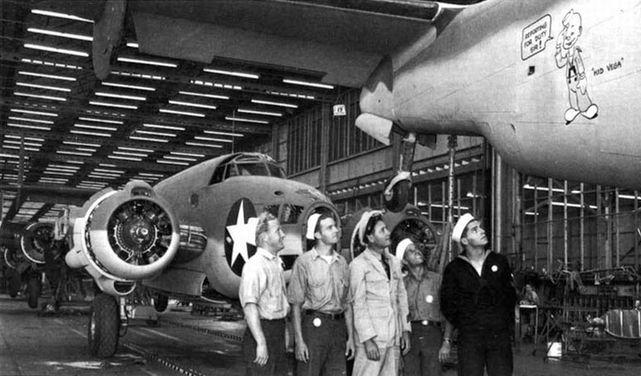 Lockheed vega division