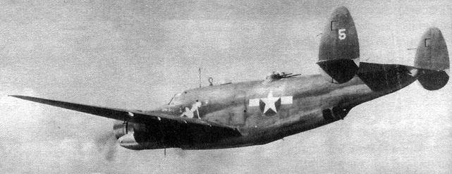 Lockheed ventura 1