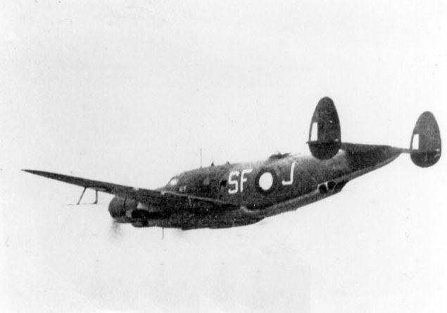 Lockheed ventura 13 sqn raaf sf j