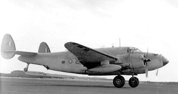 Lockheed ventura 2160 145 sqn rcaf
